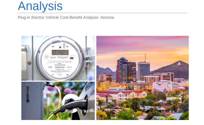 Electric Vehicle Cost-Benefit Analysis: Arizona
