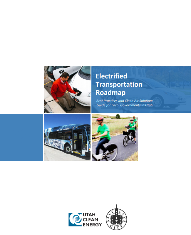 Electrified Transportation Roadmap Best Practices and Clean
