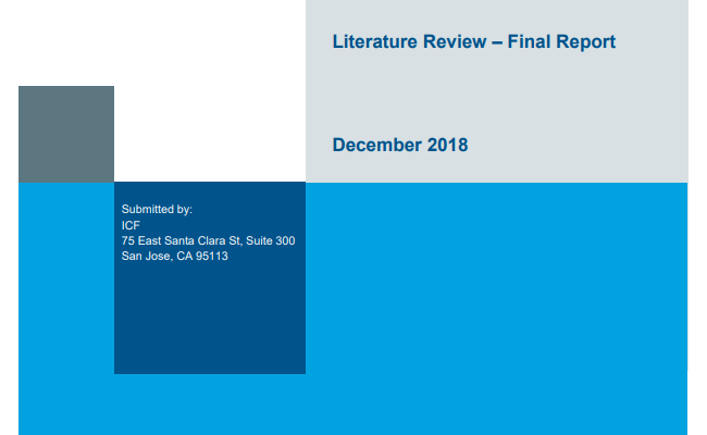 Medium- and Heavy-Duty Electrification in California Literature Review - Final Report