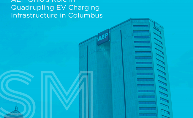 Impact Report: AEP Ohio's Role in Quadrupling EV Charging Infrastructure in Columbus