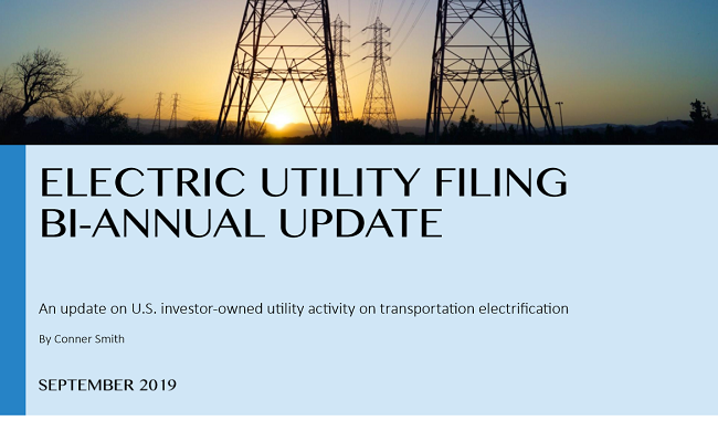Electric Utility Filing Bi-Annual Update