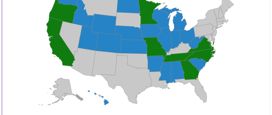 28 States Have Adopted Annual Registration Fees for EVs