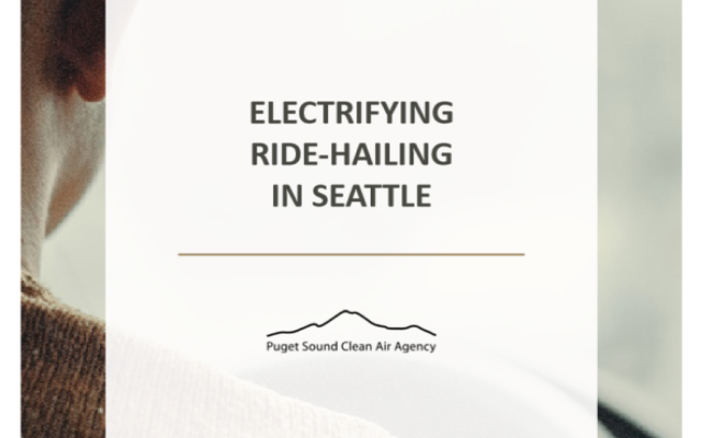 Electrifying Ride-Hailing in Seattle