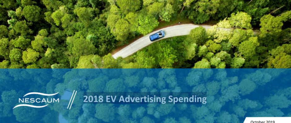 Leading Automakers Spent Less Than 10 Percent of Advertising Budget on EVs in 2018