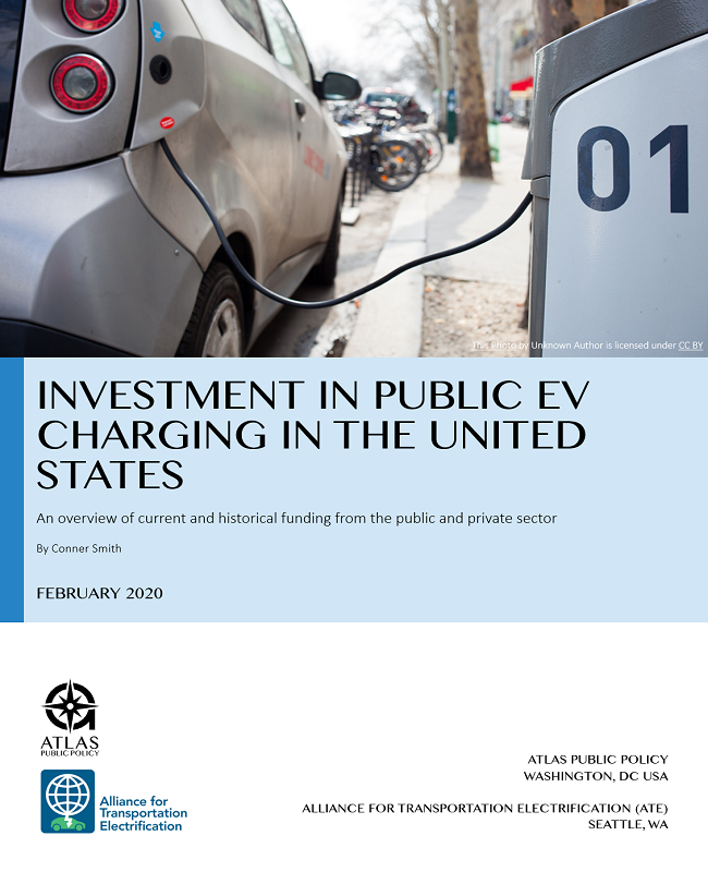Investment in Public EV Charging in the United States