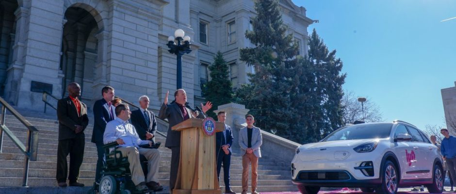 Denver Poised to Become Ride-Hail EV Hotspot