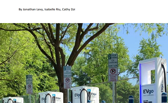 The Costs of EV Fast Charging Infrastructure and Economic Benefits to Rapid Scale-Up