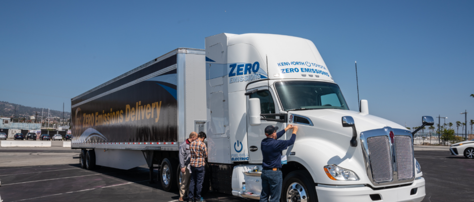 California Passes Landmark Advanced Clean Trucks Rule