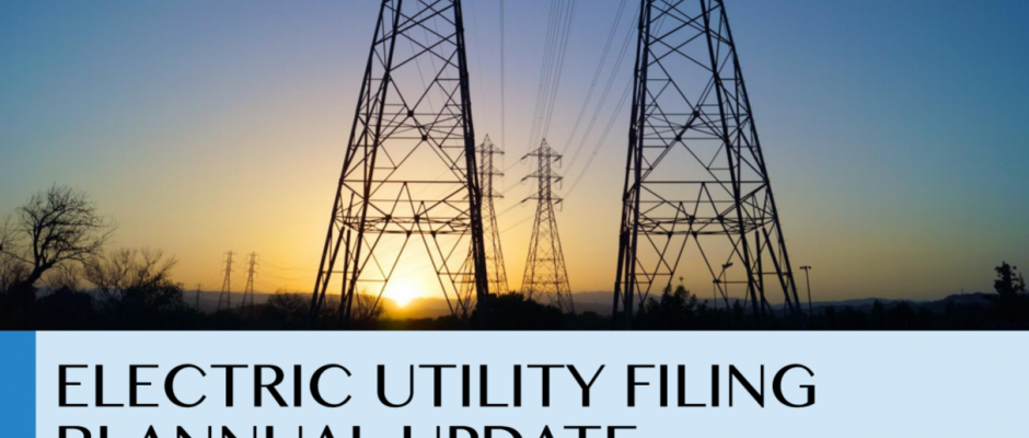 Utility Investment Up for the Year, but Quiet in First Half